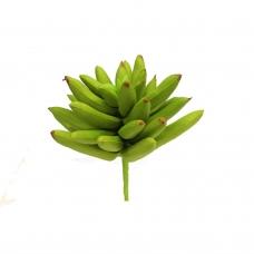 Суккулент малый искусственный зеленый 8 см