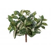 Тини Кордилина куст искусственная бело-зеленая 30 см MDP