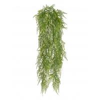 Аспарагус куст ампельный искусственный зеленый 65 см