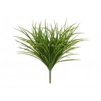 Трава Грасс Мидл куст искусственный зеленый 32 см