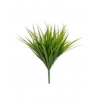 Трава Сворд куст искусственный зеленый 23 см