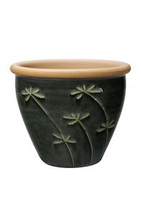 Кашпо deroma graminees vaso 42 palude d42 h33 см