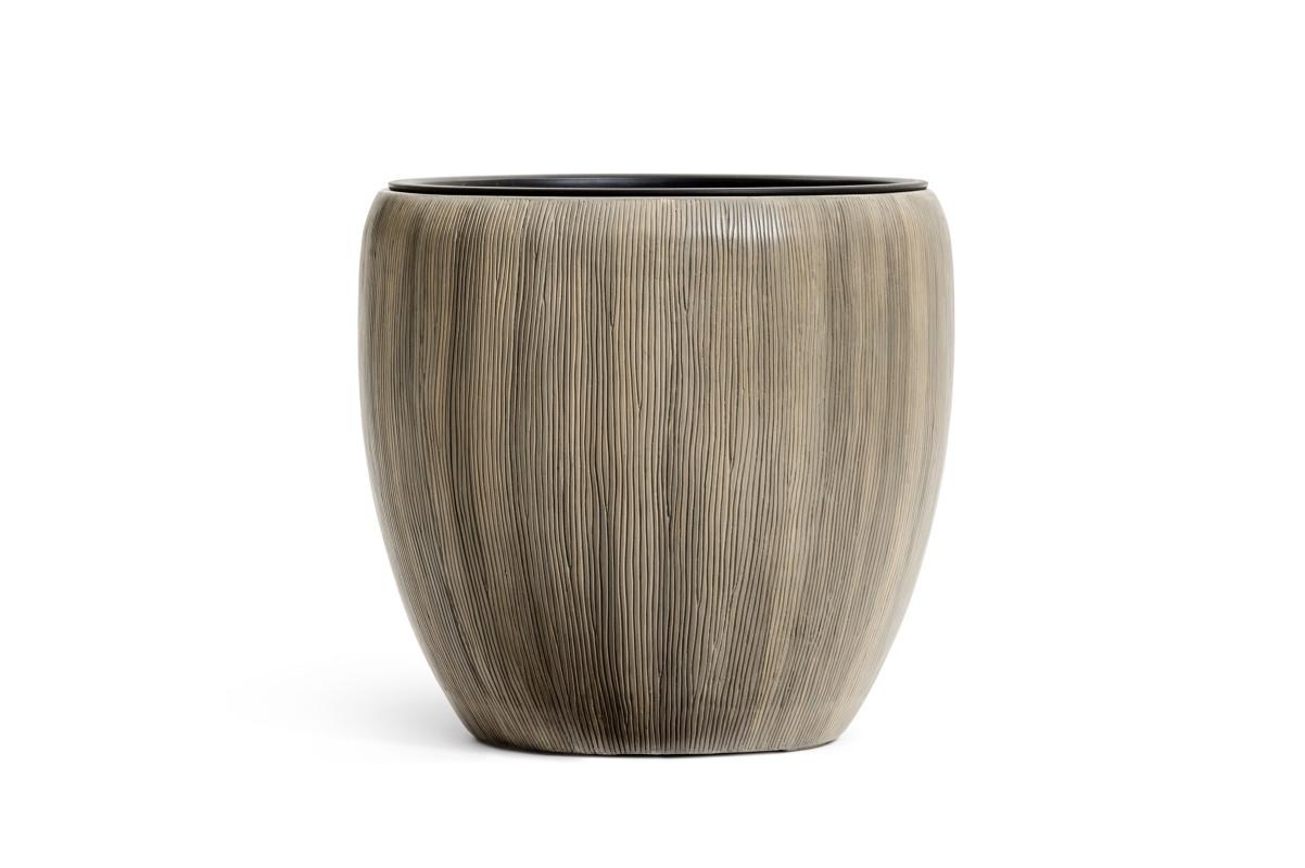 Кашпо Treez Effectory Wow конус чаша капучино от 28 до 46 см - Фото 2