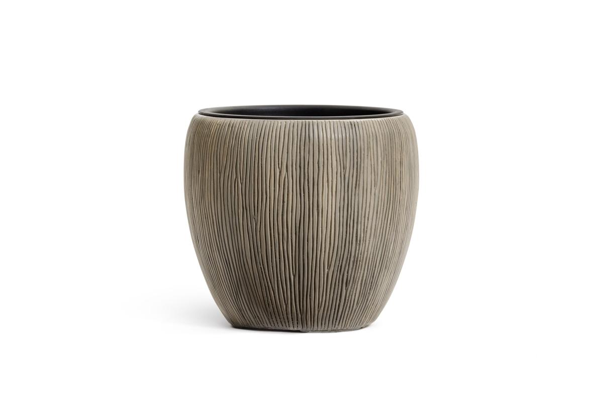 Кашпо Treez Effectory Wow конус чаша капучино от 28 до 46 см - Фото 4