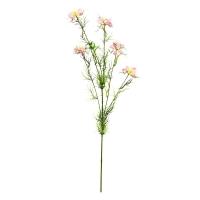 Нигелла искусственная розовая 105 см
