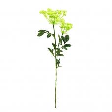 Амми цветущий искусственный зеленый 78 см