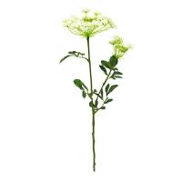 Амми цветущий искусственный белый 75 см