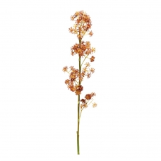 Аралия ветка искусственная коричневая 80 см
