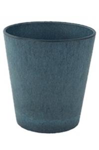 Кашпо artstone indoor josh pot sapphire d12 h13 см