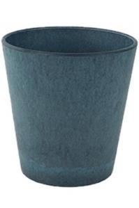Кашпо artstone indoor josh pot sapphire d13 h14 см