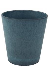 Кашпо artstone indoor josh pot sapphire d15 h16 см