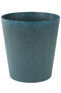 Кашпо artstone indoor josh pot sapphire d17 h18 см