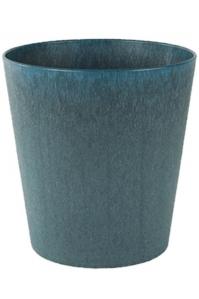 Кашпо artstone indoor josh pot sapphire d19 h20 см