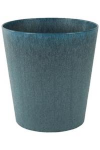 Кашпо artstone indoor josh pot sapphire d21 h22 см