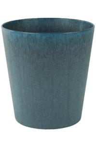 Кашпо artstone indoor josh pot sapphire d24 h25 см