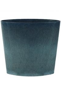 Кашпо artstone indoor josh planter sapphire l38 w15 h36 см