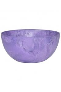 Кашпо artstone fiona bowl grape d25 h12 см