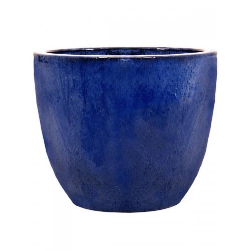 Кашпо blue couple extra d53 h49 см