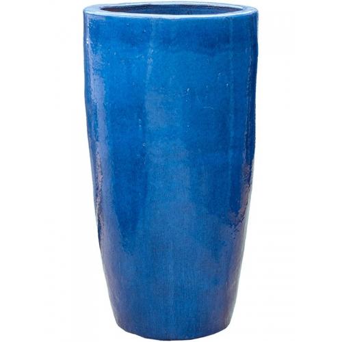 Кашпо blue partner extra d46 h90 см