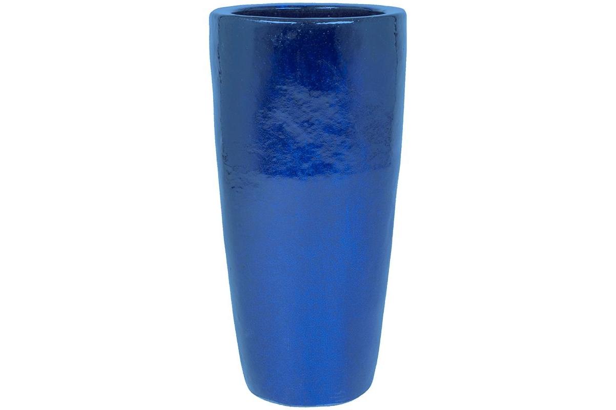 Кашпо blue partner d36 h70 см