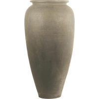 Кашпо breeze (grc) emperor grey d82 h158 см