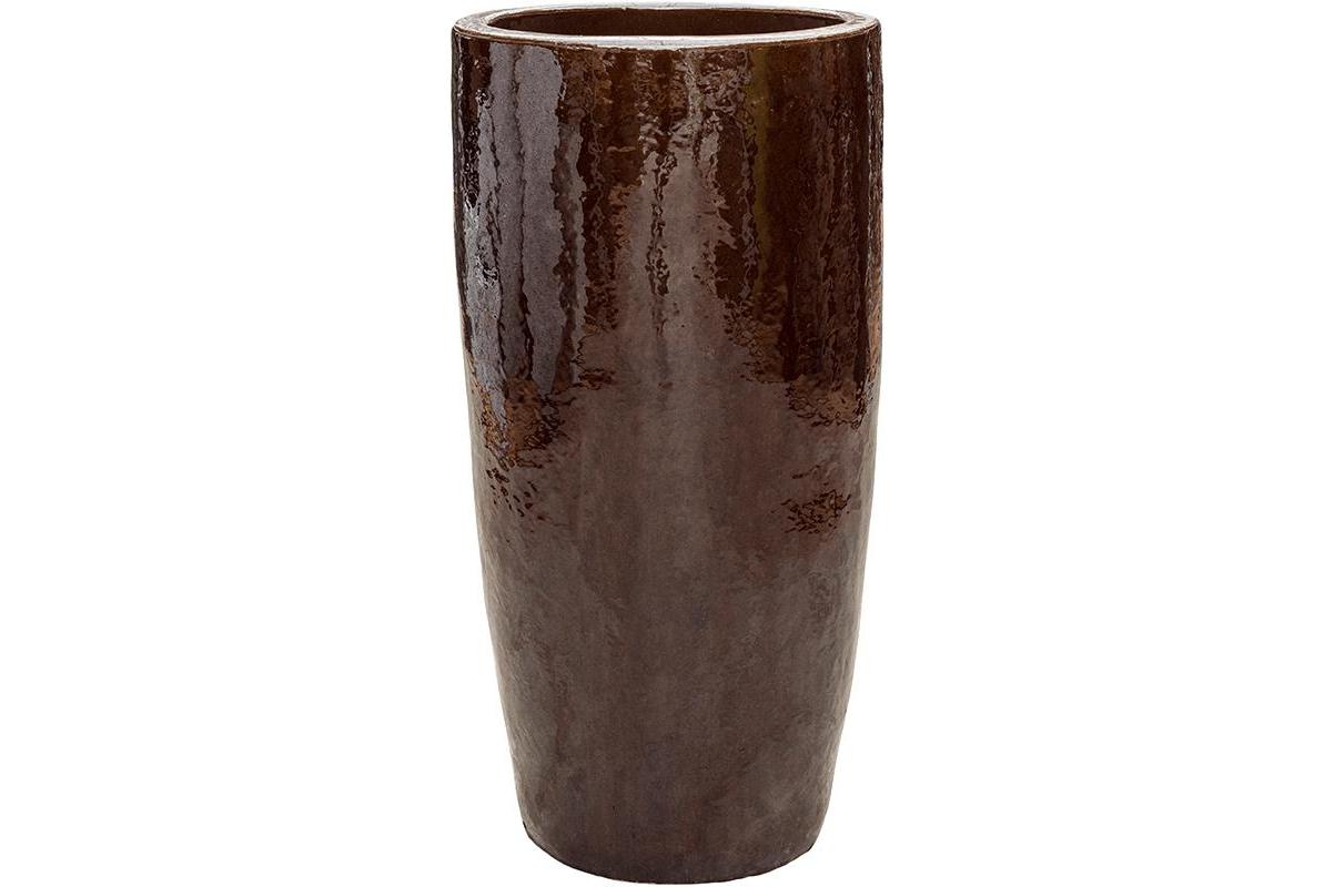 Кашпо brown partner extra d46 h90 см