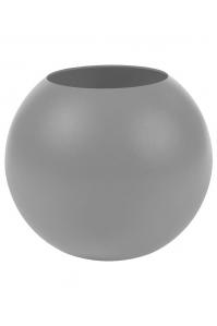 Кашпо cascara ball with primer d50 h46 см