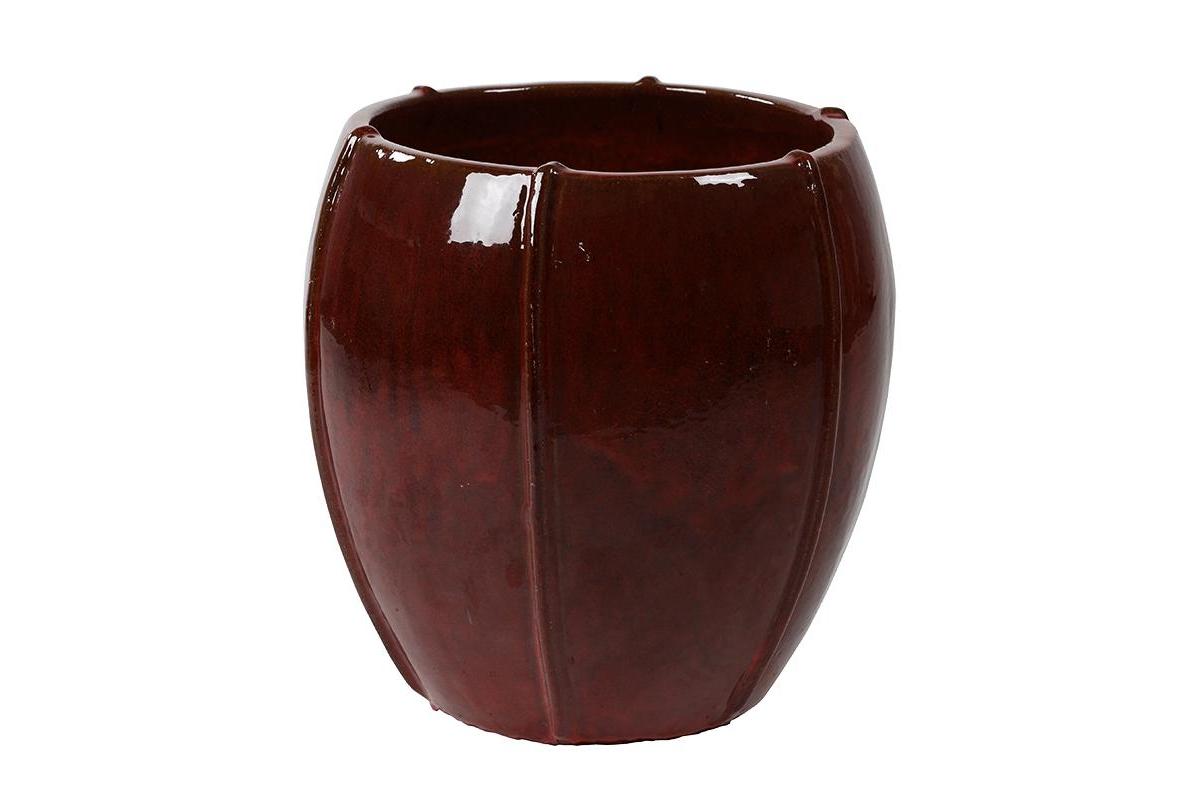 Кашпо classic red emperor (moda) d55 h55 см