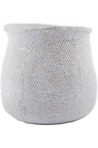 Кашпо d&m indoor pot jug taupe (per 8 pcs.) d17 h16 см