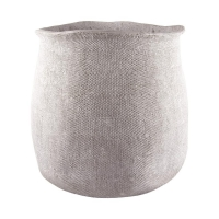 Кашпо d&m indoor pot jug taupe d50 h46 см
