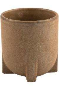 Кашпо d&m indoor pot humble natural d14 h14 см