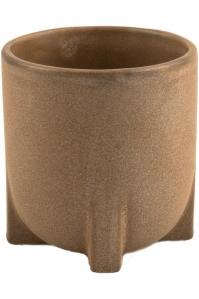 Кашпо d&m indoor pot humble natural d21 h21 см