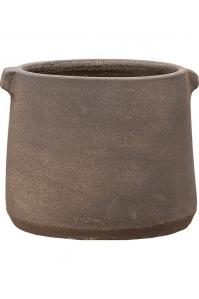 Кашпо d&m indoor pot knob dark gray (per 6 pcs.) d18 h16 см