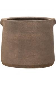 Кашпо d&m indoor pot knob dark gray (per 4 pcs.) d19 h18 см
