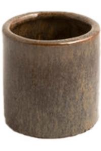 Кашпо d&m indoor pot honest sand (per 2 pcs.) d35 h35 см