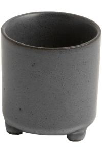 Кашпо d&m indoor pot hoof petrol d17 h18 см