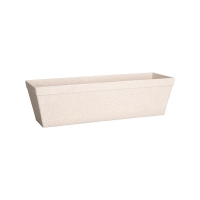 Кашпо fibrics bamboo trough white (per 12 pcs.) l33 w11 h9 см