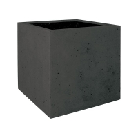 Кашпо square anthracite l50 w50 h50 см