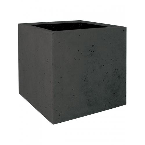 Кашпо square anthracite l50 w50 h50 см