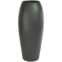 Кашпо essence anthracite d39 h90 см