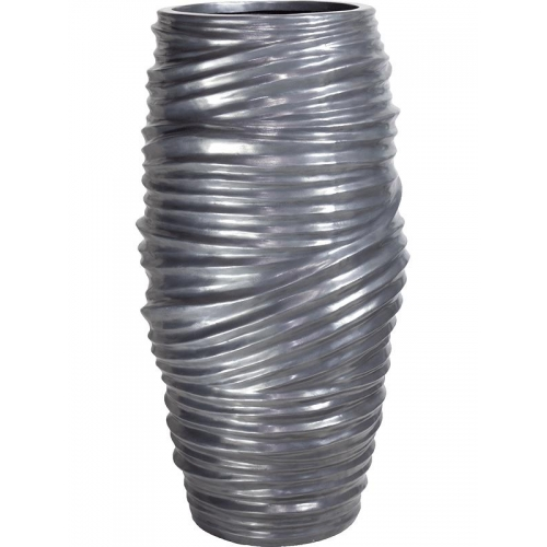 Кашпо toga aluminium d52 h100 см