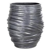 Кашпо toga aluminium d62 h70 см