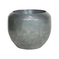 Кашпо loft aluminium d50 h40 см