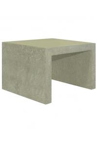 Консоль division natural concrete l60 w50 h40 см