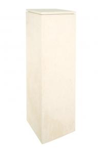 Кашпо style cream l40 w40 h120 см