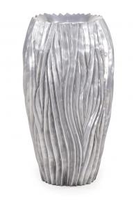 Кашпо river aluminium d38 h70 см