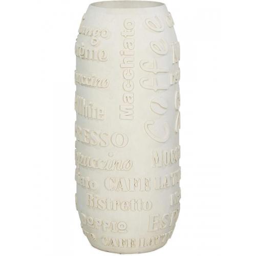 Кашпо coffee natural d53 h120 см