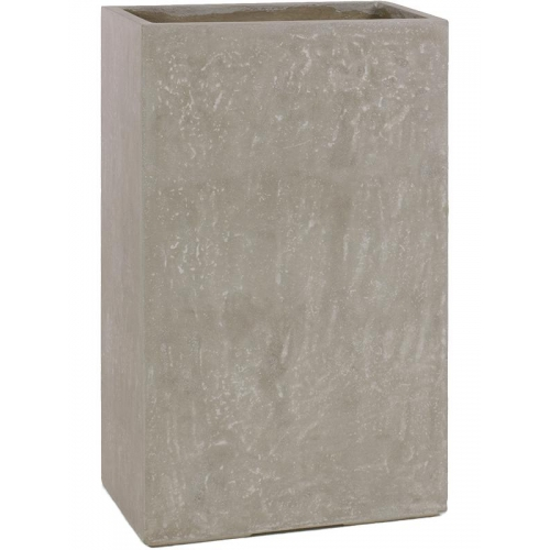 Кашпо division natural-concrete l60 w35 h100 см