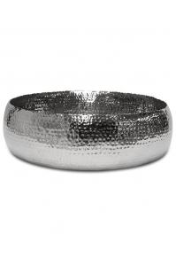 Чаша hoop bowl polished aluminium d52 h14 см