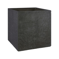 Кашпо division plus planter anthracite l60 w60 h64 см